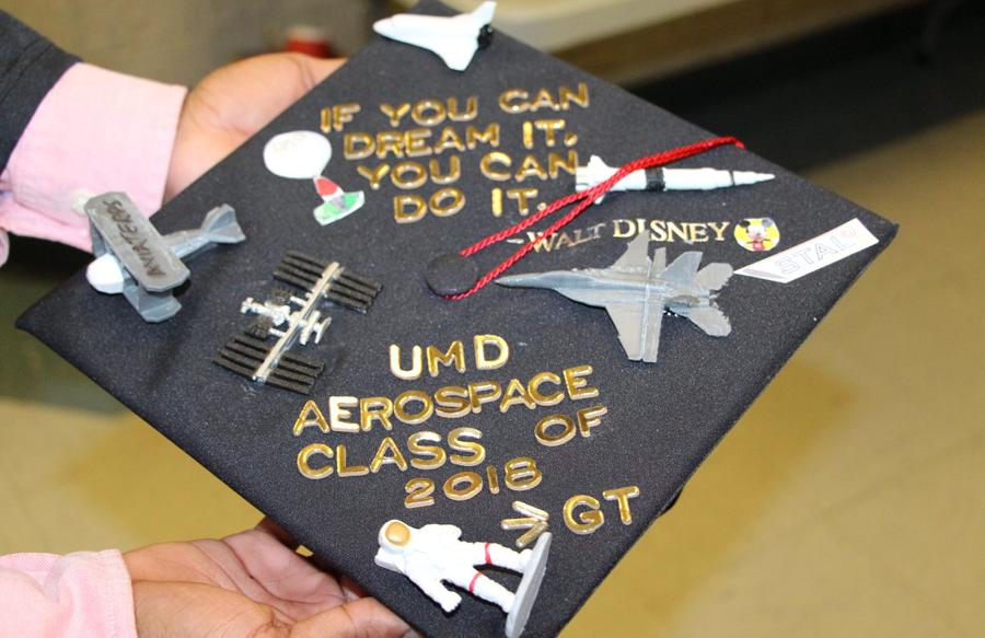 AE Grad Cap