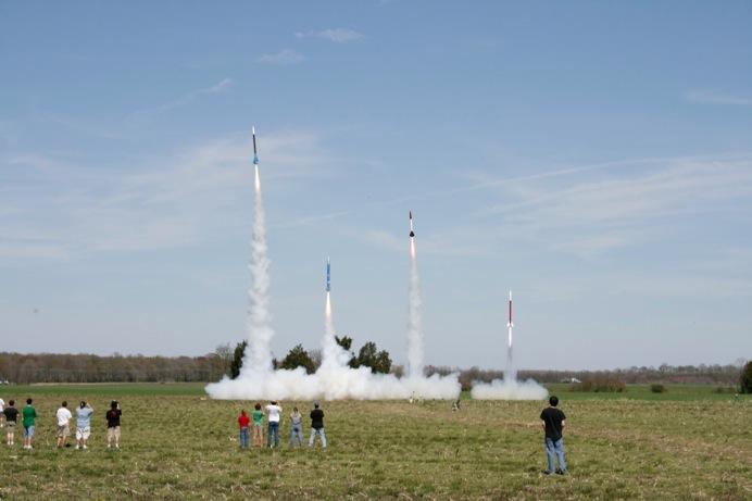 battle of the rockets