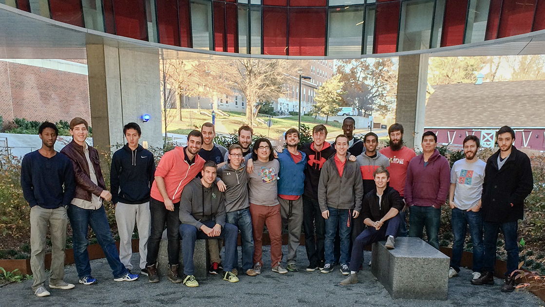 UMD Students Head to SpaceX Hyperloop Pod Competition Design