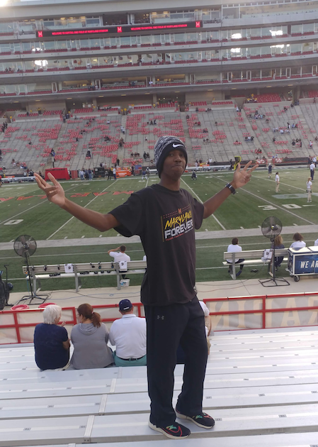 rashaun williams at stadium